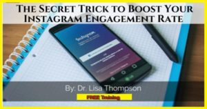 Amazing Secret Tip To Boost Your Instagram Engagement