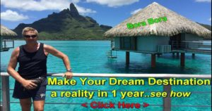 Whats Your Dream Destination, learn how to make your dreams come true.
