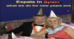 Expats In Spain on New Years Eve