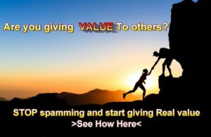 You Need To Give Value To Be Successful Online