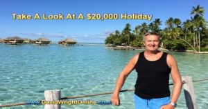 Whats A $20.000 Dollar Holiday Like