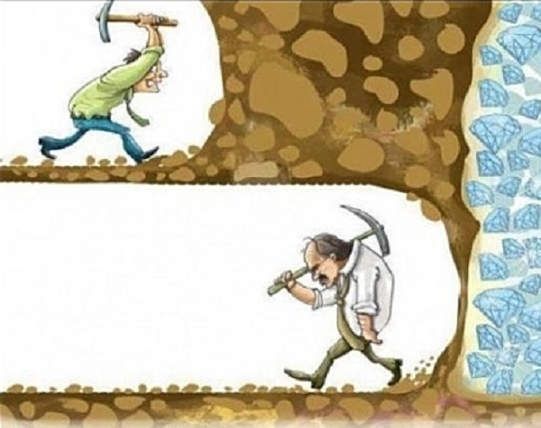 5 Reasons Why You Should Not Give Up