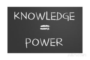 Knowledge is Power… or is it?