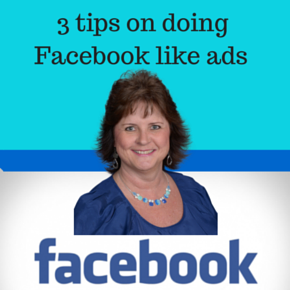 3 Tips On Doing Facebook Likes Ad