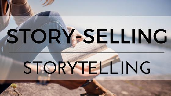 Storytelling Versus Story-Selling