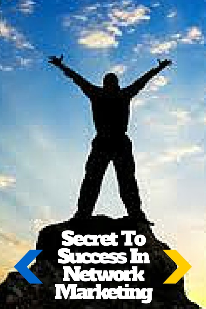 Secret To Creating Success In MLM
