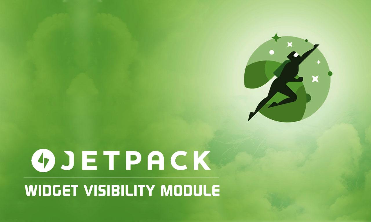 Complete Widget Control With Jetpack's Widget Visibility
