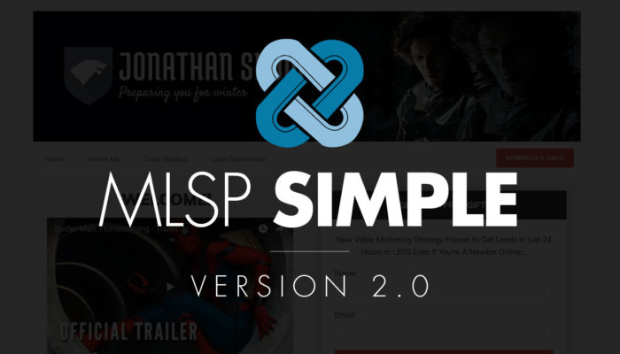 MLSP Simple Theme Update – Version 2.0