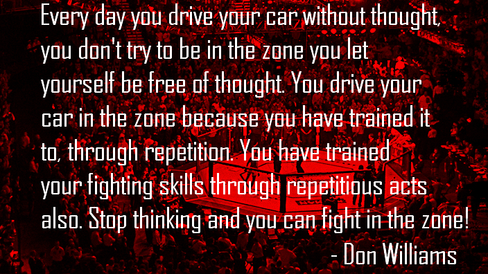 Secrets To Being In the Zone