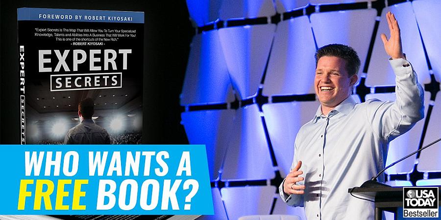 Expert Secrets – The Underground Playbook
