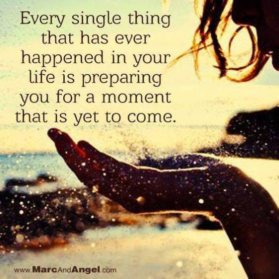 Inspiration Corner: Moments