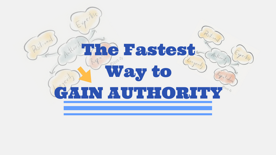The Fastest Way to Gain Authority