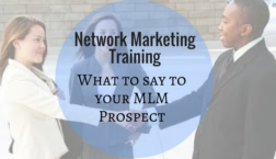 MLM Prospect
