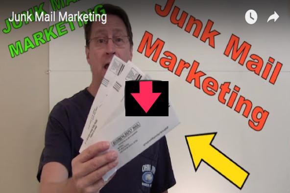 Junk Mail Marketing
