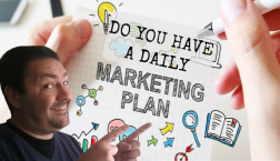 Do You Have a Daily Marketing Plan