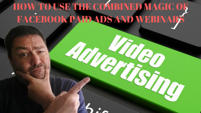 The magic of Facebook Ads and Webinars