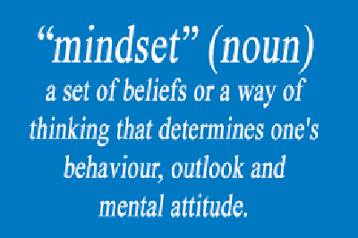 Positive Mindset = Success!