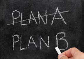Plan B for your Online Business…Really?