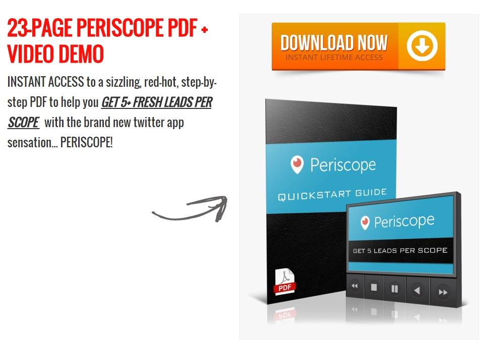 Generate Leads with Periscope