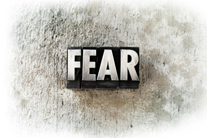 Fear Is An Excuse!