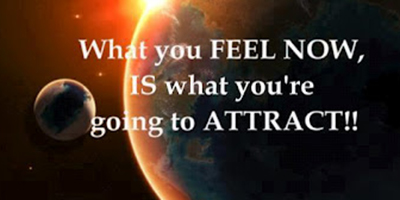 Law of Attraction a Universal Law
