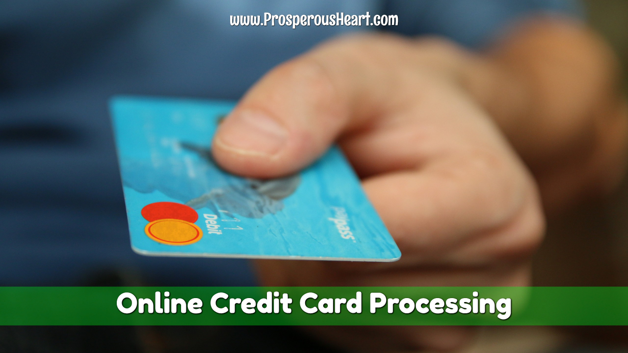 Online Credit Card Processing