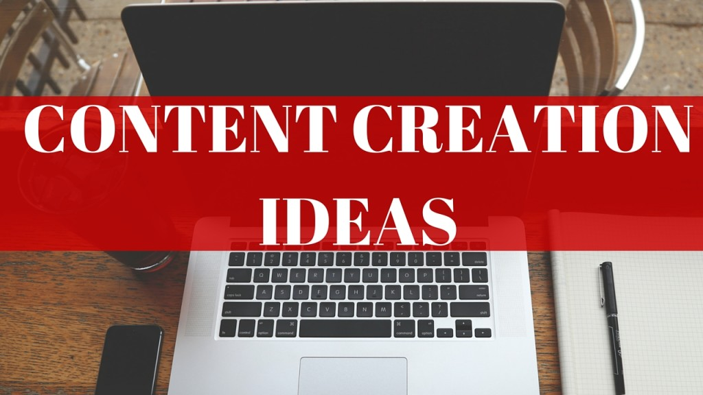 Content Creation – Today's Communication