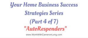 Autoresponders – The Fortune Is In The Followup