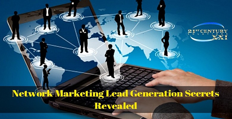 Network Marketing Lead Generation Secrets Revealed