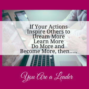 6 Tips To Become a Leader In Any Niche