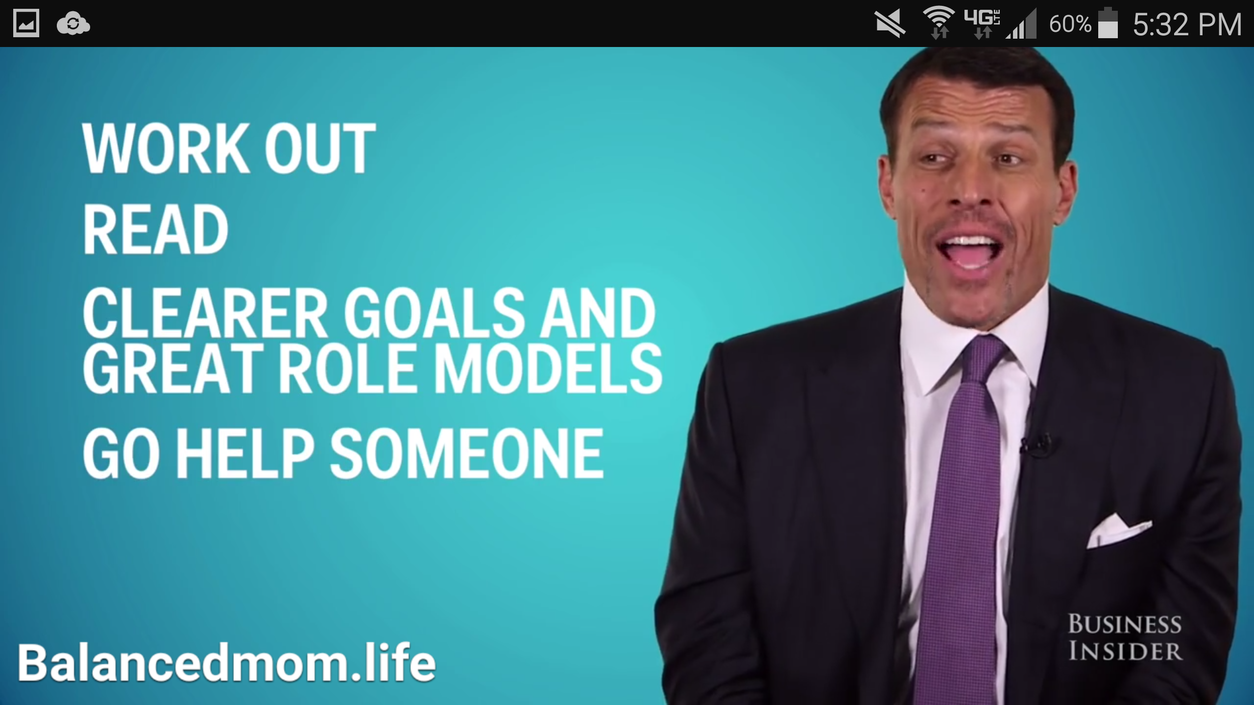 Feeling Stuck? Here's what Tony Robbins has to say!