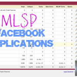 """MLSP Facebook Applications"" – One of My Favorite Features of This Amazing Front-End System"