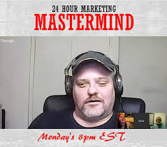24 Hour Marketing Mastermind-Where I was a Special Guest!