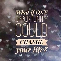 How would you change your life!