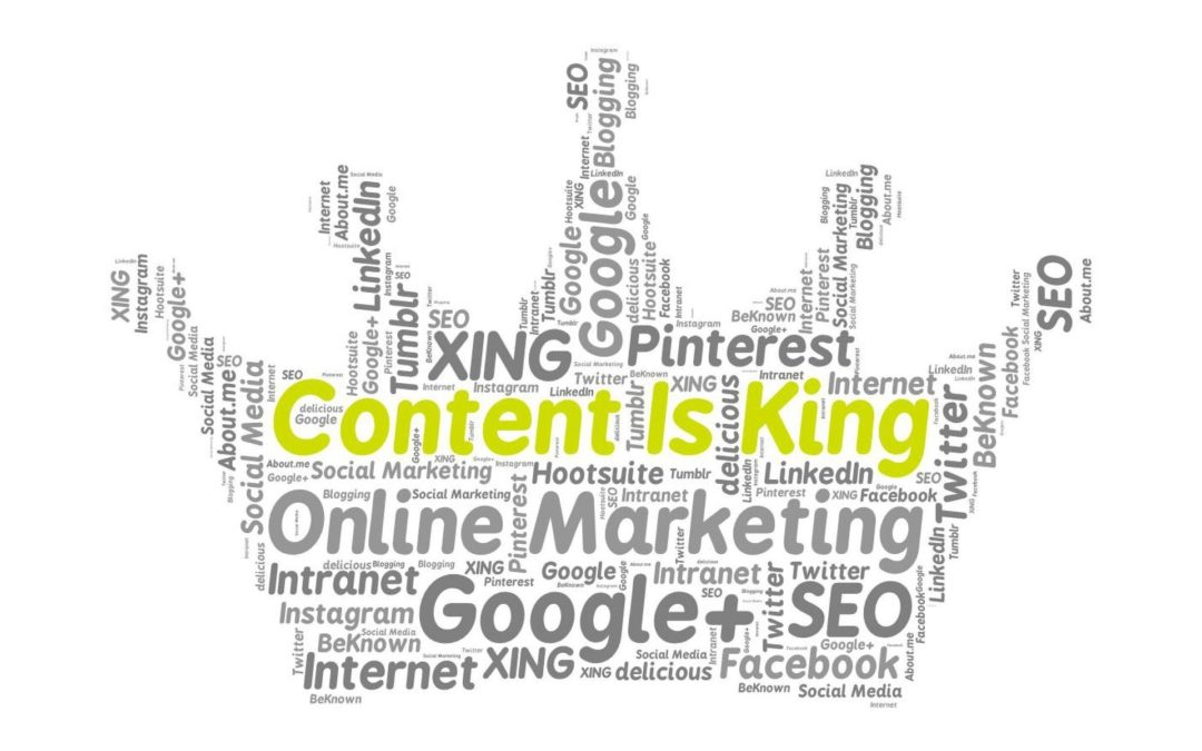 How To Never Run Out Of Content In Online Marketing