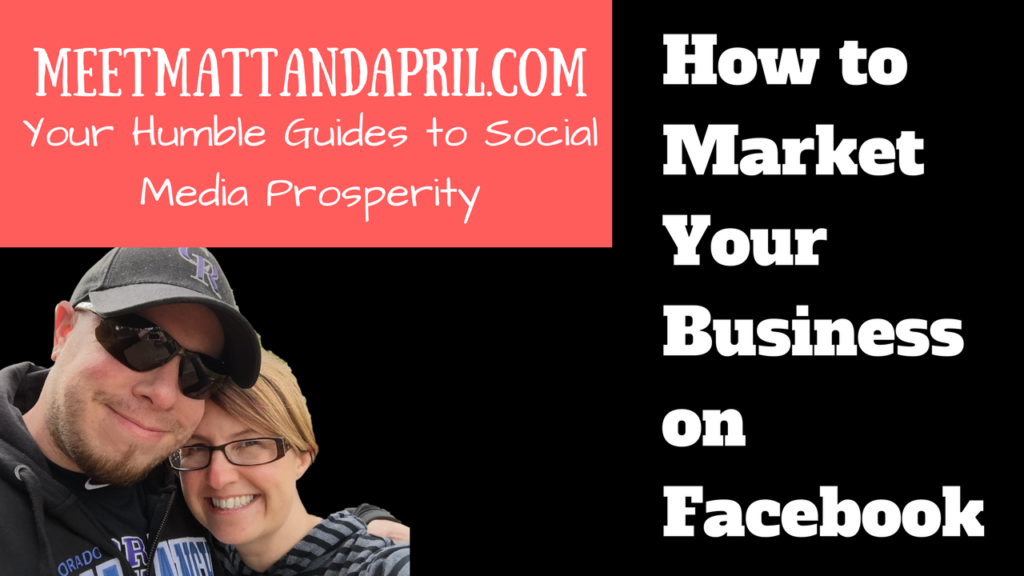 How to Market Your Business on Facebook