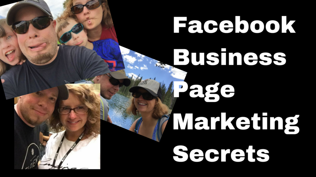 Facebook Business Page Marketing Secrets