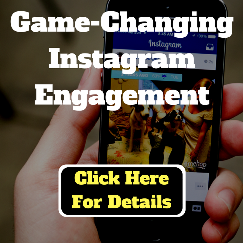 Game-Changing Instagram Engagement