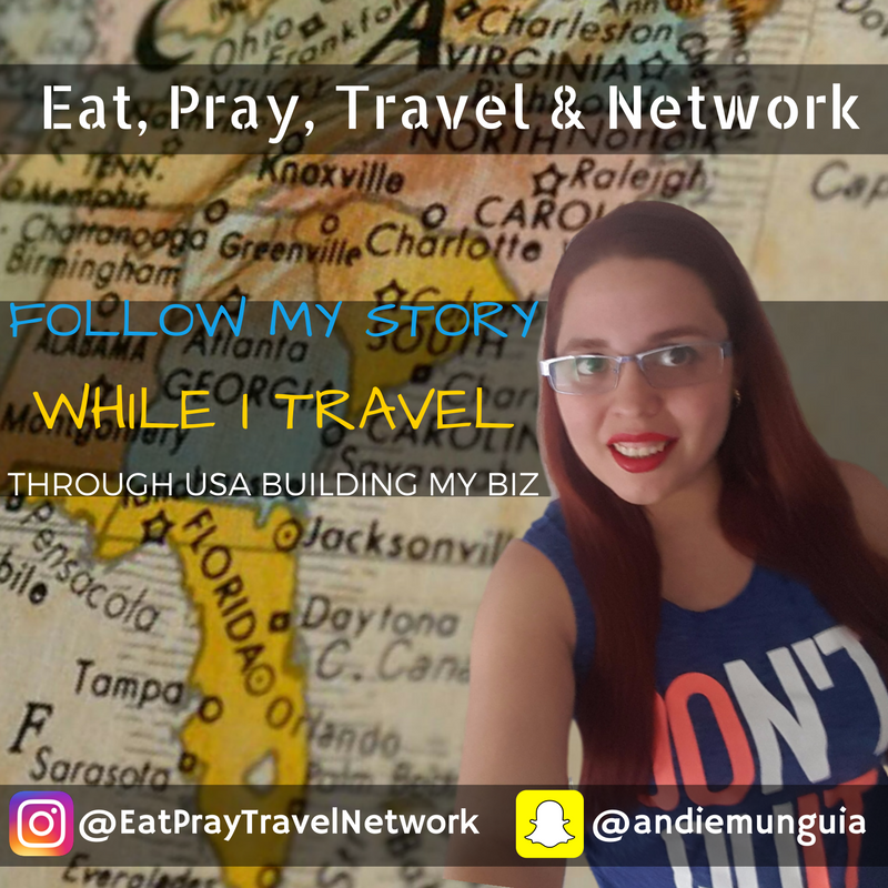 Eat, Pray, Travel & Network (1)