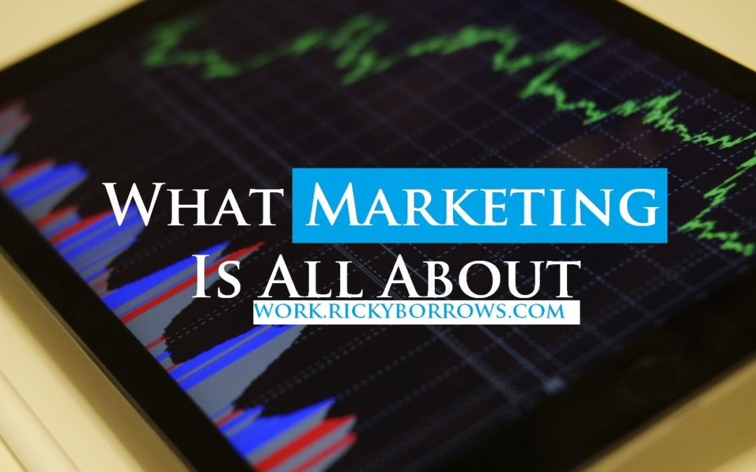 What Is Marketing All About? | Creative Marketing