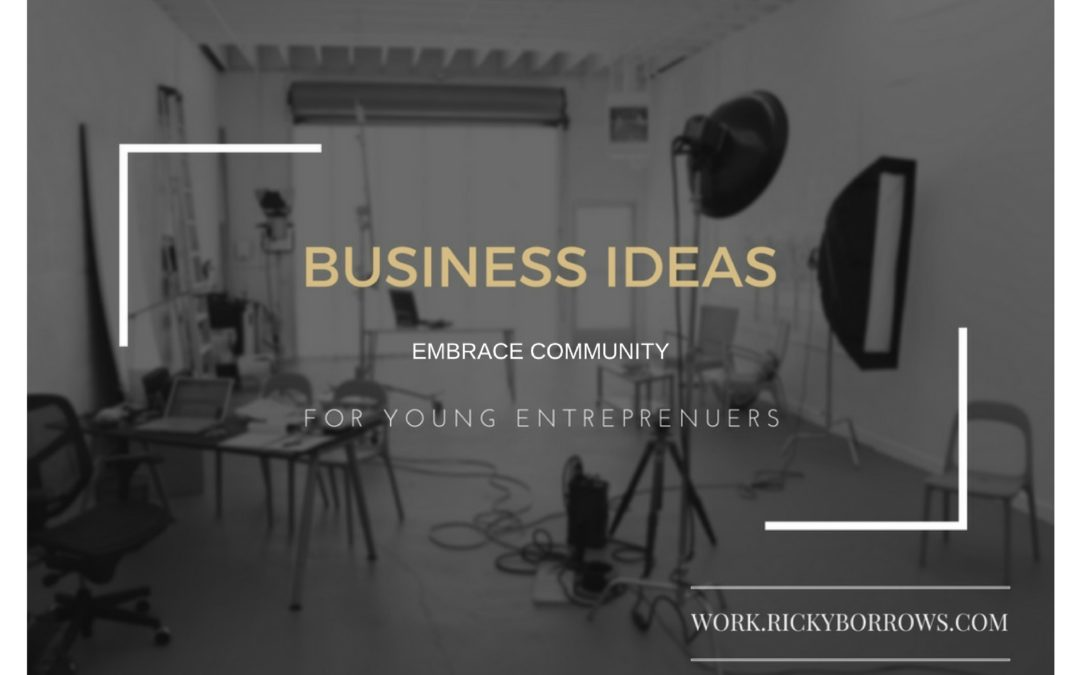 Business Ideas For Young Entrepreneurs   Community