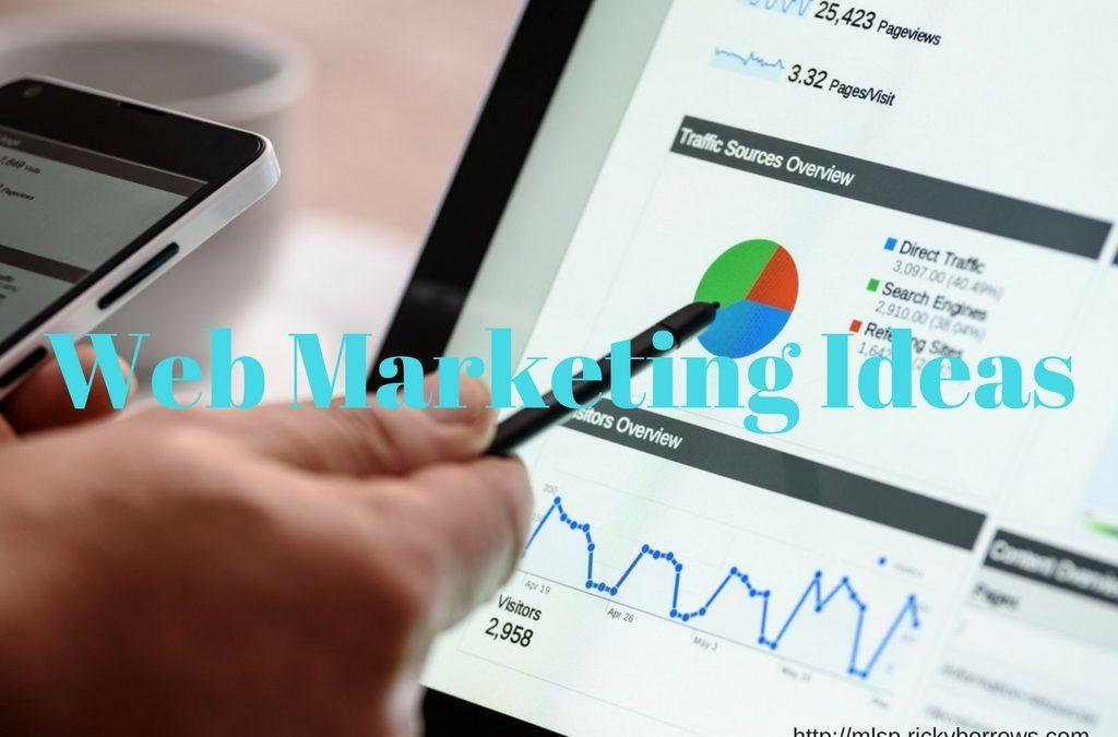 Web Marketing Ideas