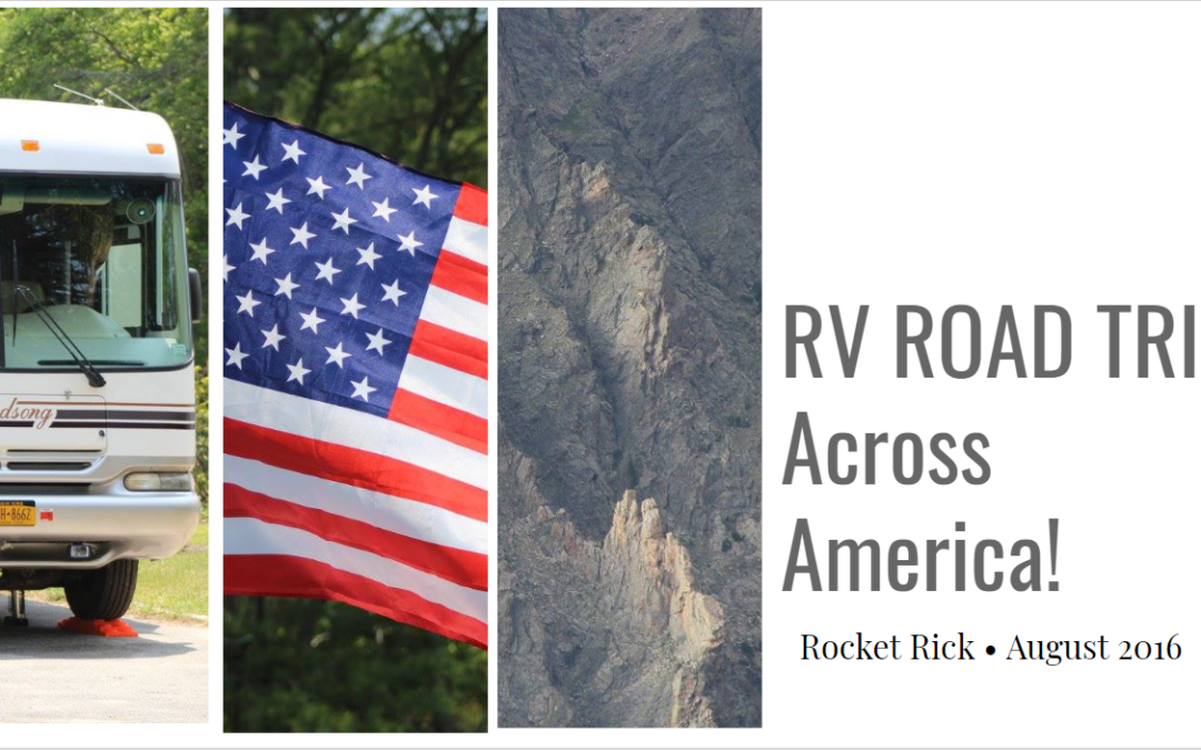 RV Travels Across America – New York to Colorado