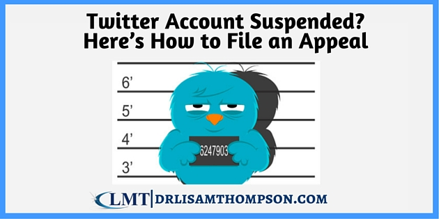 how to delete suspended twitter account
