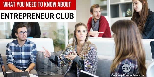 What Every Marketer Needs to Know About Entrepreneur Club