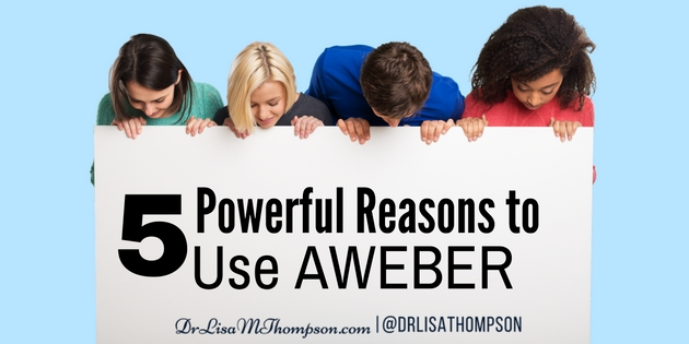 5 Powerful Reasons Why Aweber is the Best Autoresponder
