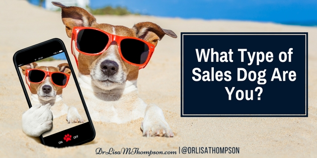 The 5 Types of Sales Dogs Every Home Biz Owner Must Know