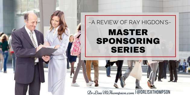 Cold Market Prospecting: Review of Master Sponsoring Series