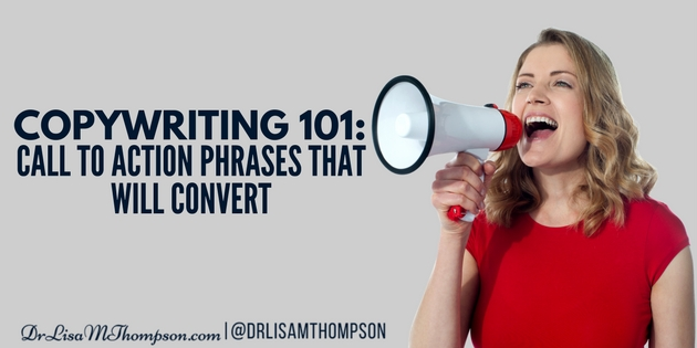 Copywriting 101: Call to Action Phrases That Will Convert