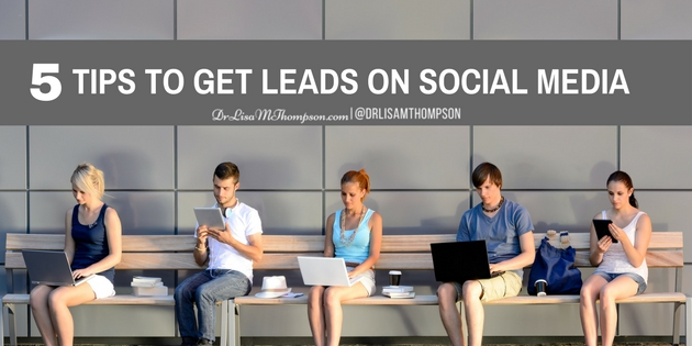 MLM Success Secrets: 5 Tips to Get Leads on Social Media